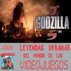 LODE 4x38 –Archivo Ligero- GODZILLA 2014 crítica, Leyendas urbanas de VIDEOJUEGOS