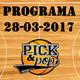 Pick&Pop 28/03/2017