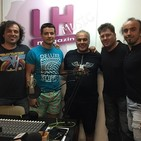 Radio The Sentinel 12-06-2017 - Entrevista a PHASE II PHASE