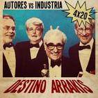 [DA] Destino Arrakis 4x20 Autores Vs Industria: Spielberg, Lucas, Scorsese...