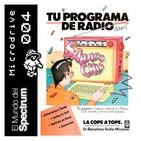 Rescatado un programa completo de Sábado Chip - Microdrive 004 - El Mundo del Specrtum Podcast
