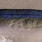 (UltimaHora) Hallan grandes cantidades de hielo en el planeta Marte