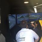 Formación con simuladores en seguridad vial laboral: nuevos métodos, mayor éxito