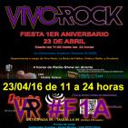 Fiesta de I Aniversario Vivo Rock (V)_23/04/2016