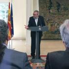 Méndez recibe la Medalla al Mérito al Trabajo defendiendo la honestidad de los afiliados de UGT
