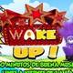 Wake Up Con Damiana( FEBRERO 23,2018) SALUDOS DEBORAH LIVAS. MUSICA Y CONSEJOS.
