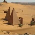 Las pirámides de Meroe y Nuri