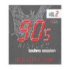 90's HISTORY- TECHNO WORLD Vol.2 - ALGO MAS QUE REMEMBER 154 - 2 CDS