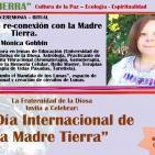 Ceremonia de re-conexión con la Madre Tierra. Mónica Gobbin (MADRE TIERRA - EVENTO GLOBAL)