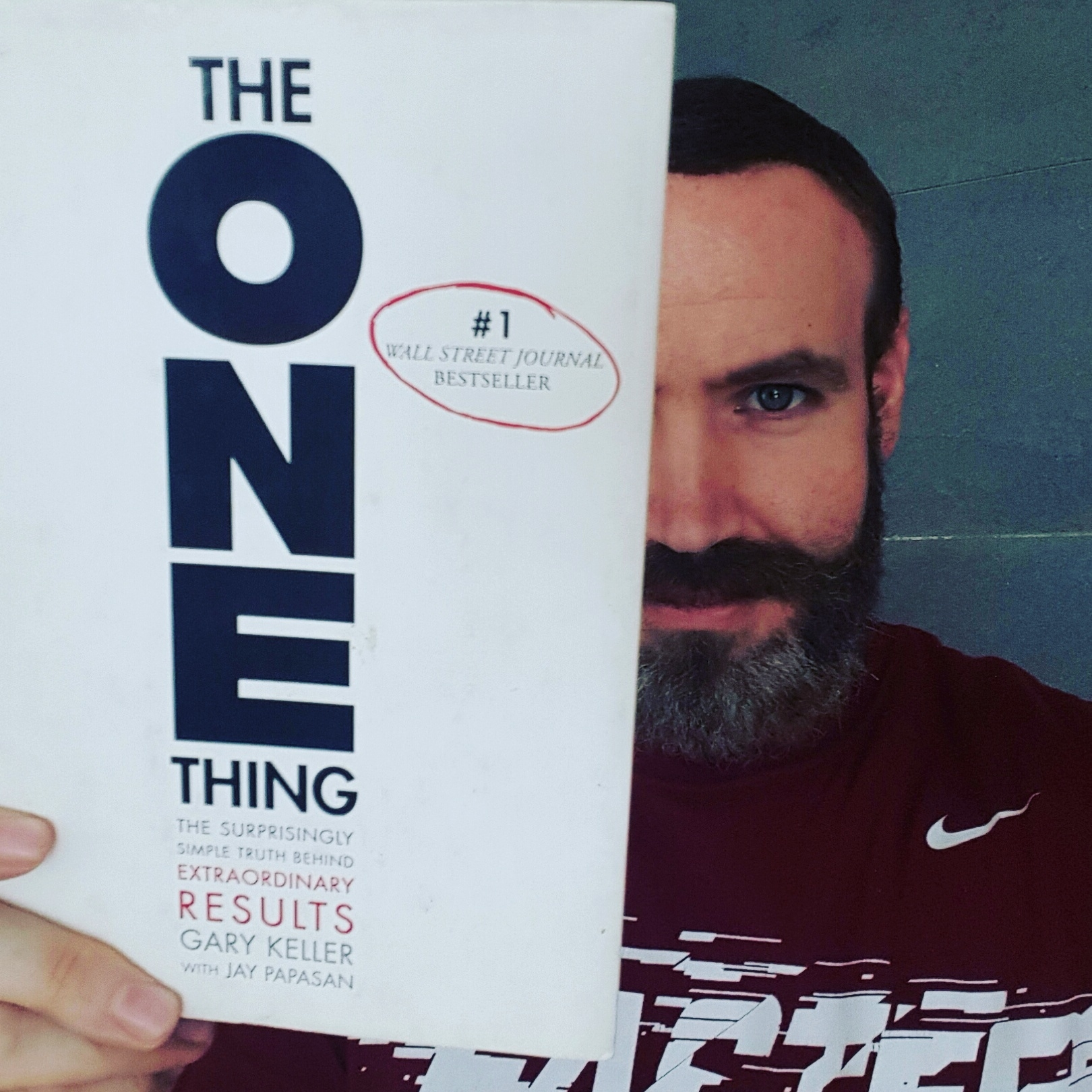 Análisis Libro - Sólo UNA Cosa - The ONE Thing