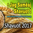 Shavuot 2017