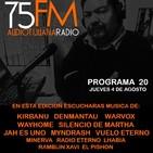 AudioTijuana Radio 75FM - Radio Mi Castillo - Episodio 20 - Agosto 4