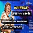 Silvia Simondini, HOMENAJE JORGE SUAREZ - Congreso Internacional de OVNILOGIA - CIO URITORCO 2014