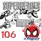 Spider-Man: Bajo la Máscara 106. Entrevista a Julián M. Clemente sobre la Exposición