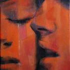 Bésame como la lluvia. Poema de Oswaldo Cedoth Arias