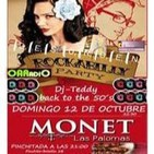 DESORDEN Rock'n'Roll Party Monet