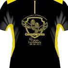 Presentamos en primicia la nueva camiseta de la Carrera CorreCaminos 2017
