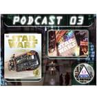 El Podcast de La Biblioteca del Templo Jedi 003