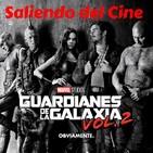 Guardianes de la Galaxia 2 Saliendo Del Cine