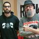 Entrevista con César Strawberry y Samuel (nuevo vocalista) de DEF CON DOS