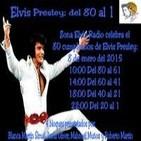 Elvis Presley; Del 80 al 1 (4ª parte final)