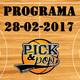 Pick&Pop 28/02/2017