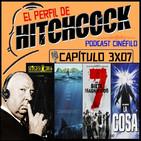 El Perfil de Hitchcock 3x07: 49 Festival Sitges, Infierno azul, Los 7 Magníficos y La Cosa.