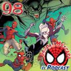 Spider-Man: Bajo la Máscara 98. El Asombroso Spider-Man 111, noticia de cine y Marvel Age 1.