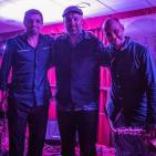 Vigorous al Jazz Club La Vicentina, el 30 d'octubre de 2015