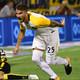 Rosario Central 5 Olimpo 0 - Gol de M. González
