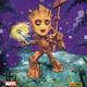 """Soy Groot-La versión más amable del """"tronco"""""""