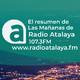 El resumen de Las Mañanas de Radio Atalaya (22/03/2018)