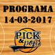 Pick&Pop 14/03/2017