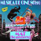 2x21 - Música de Cine ochentero (con MAT, de Scanners)