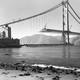 ¿Cómo fue la construcción del Golden Gate?