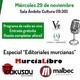 El Bancal de los Artistas en directo desde el Ámbito Cultural de El Corte Ingles de Murcia