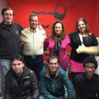 QMC entrevista a Rafa y sus Rumberos