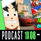 PODCAST SOULMERS 1x08 DLC Dragon Ball FighterZ, Desastre GT Sport, Destiny 2, Mario Odyssey y MGE