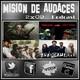2x09 - Mision de Audaces - Duelo de Películas. (Programa 21 MDA)
