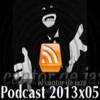 El Cantor de Jazz 2013x05: Tango-Jazz, Homenaje a Piazzolla