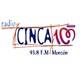 Entrevista a José Luis González Deza en Radio Cinca 100 (15/06/2017)
