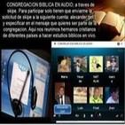 HECHOS DE LOS APOSTOLES CAPITULOS 6 Y 7. congregacion biblia en audio 24/9/2014