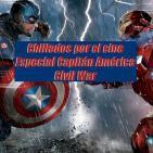 Especial Capitán América: Civil War