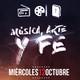 Música Arte y Fé - Octubre 12, 2016