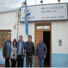 Visita a Radio Nacional Jachal 102.7