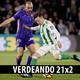 Verdeando 2x21 #betis (16-01-2018) Final de la primera vuelta con victoria...