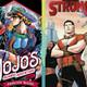 Base Omega Episodio 12 - Septiembre 2017 - de Jojo's Bizarre Adventure a Tom Strong!