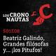 S01E08 - Los Crononautas - Beatriz Galindo, Grandes Filósofas y... Los Pitufos