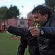 16/08/17 Ricardo Pancaldo con Cristian Roldan LU17