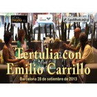 Tertulia con Emilio Carrillo - 28 de Septiembre de 2013